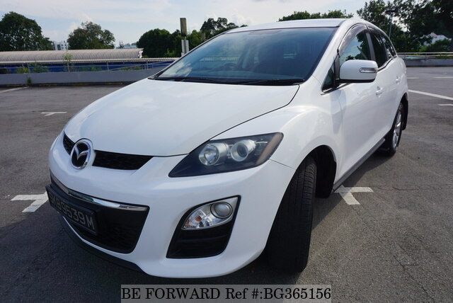 Used 2010 MAZDA CX-7 BG365156 for Sale