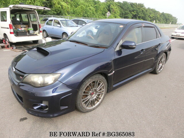 Used 2010 SUBARU IMPREZA WRX STI BG365083 for Sale