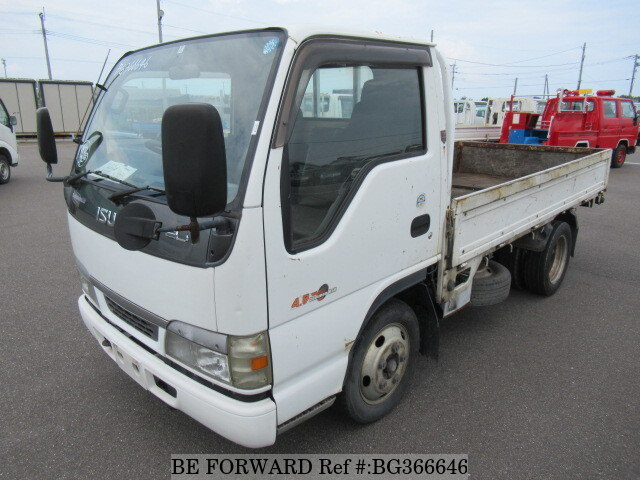 Used 2004 ISUZU ELF TRUCK BG366646 for Sale