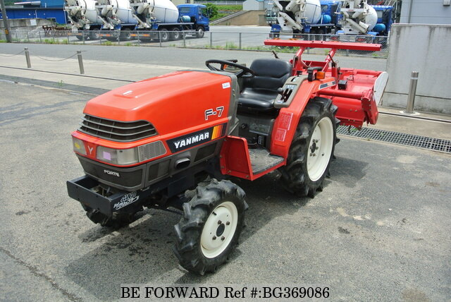 Used 1993 YANMAR F7D BG369086 for Sale
