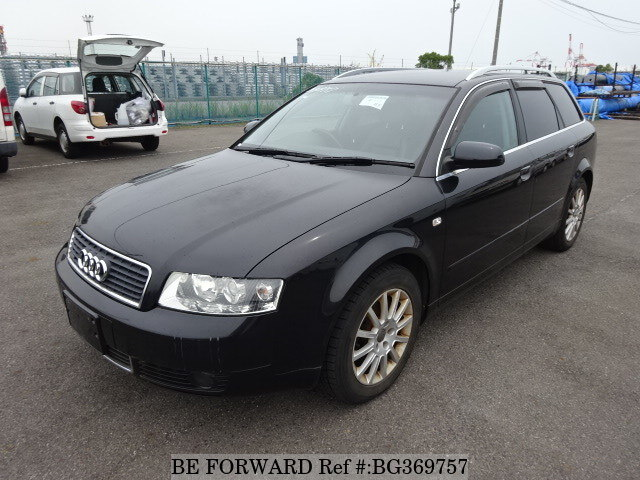 Used 2004 AUDI A4 BG369757 for Sale
