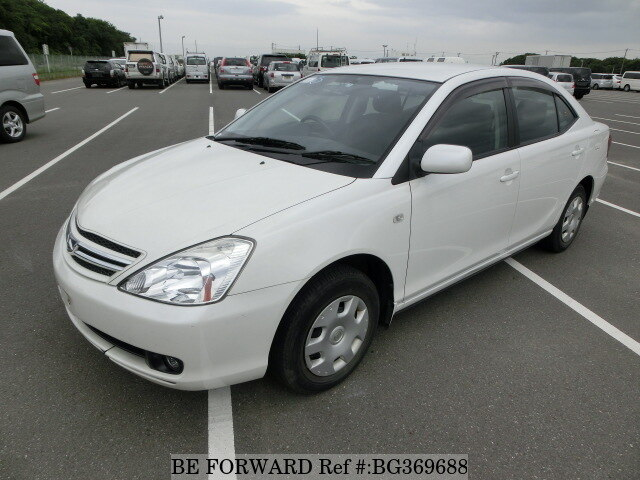 Used 2007 TOYOTA ALLION BG369688 for Sale