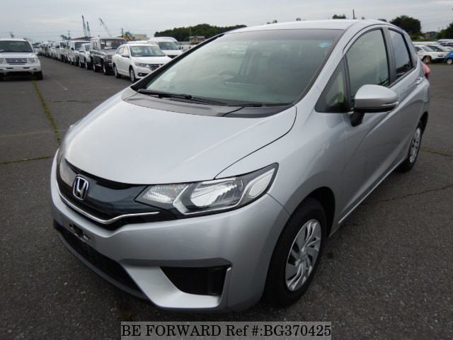 Used 2015 HONDA FIT BG370425 for Sale