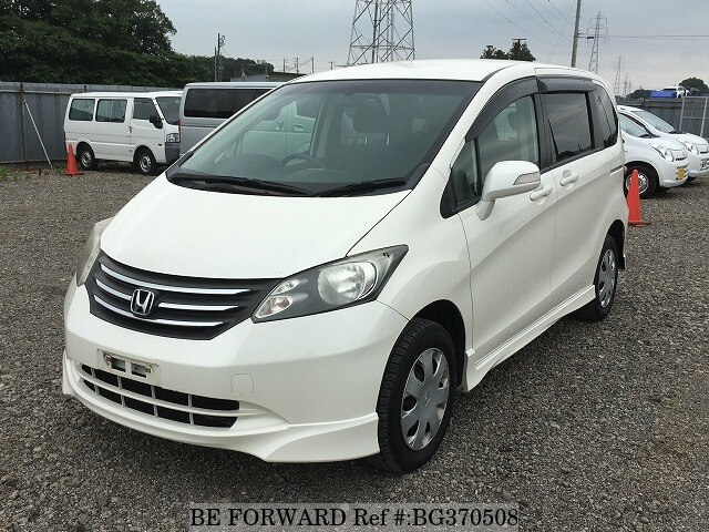 Used 2008 HONDA FREED BG370508 for Sale