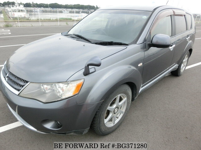 Used 2005 MITSUBISHI OUTLANDER BG371280 for Sale