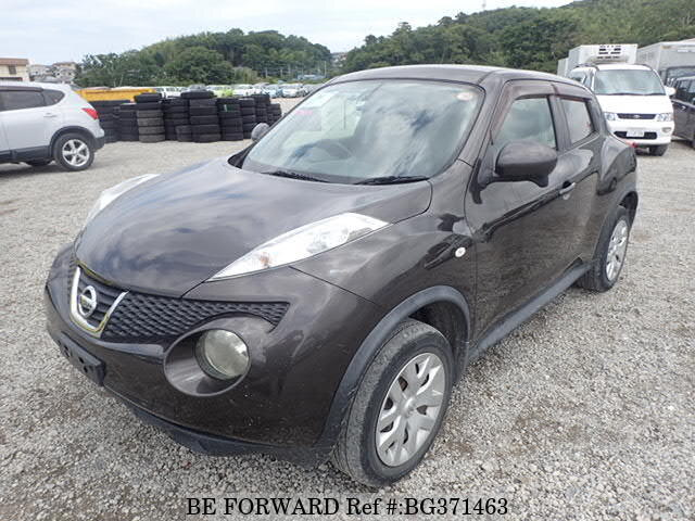 Used 2010 NISSAN JUKE BG371463 for Sale