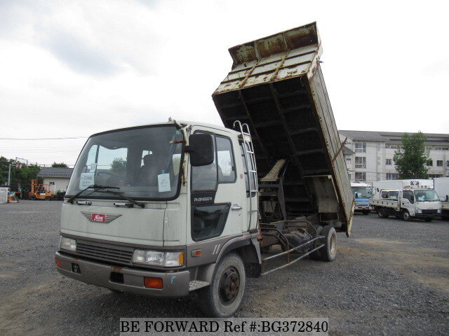 Used 1991 HINO RANGER BG372840 for Sale