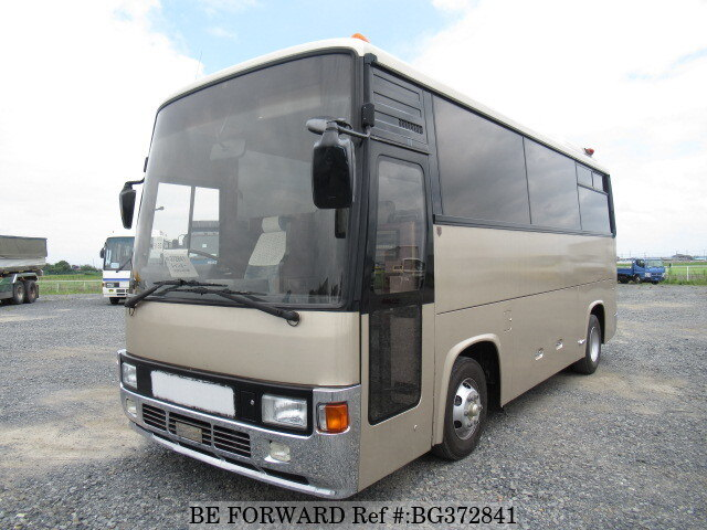 Used 1990 HINO RAINBOW BG372841 for Sale