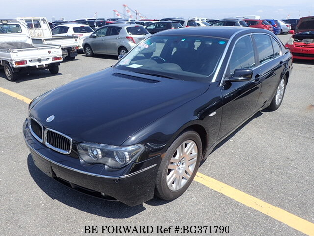 Used 2003 BMW 7 SERIES BG371790 for Sale