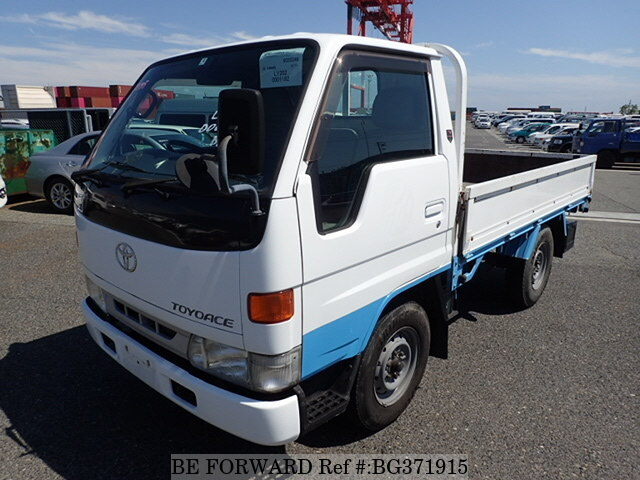 Used 2001 TOYOTA TOYOACE BG371915 for Sale