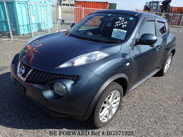 Used 2012 NISSAN JUKE 16GT FOUR TYPE V/CBA-NF15 for Sale