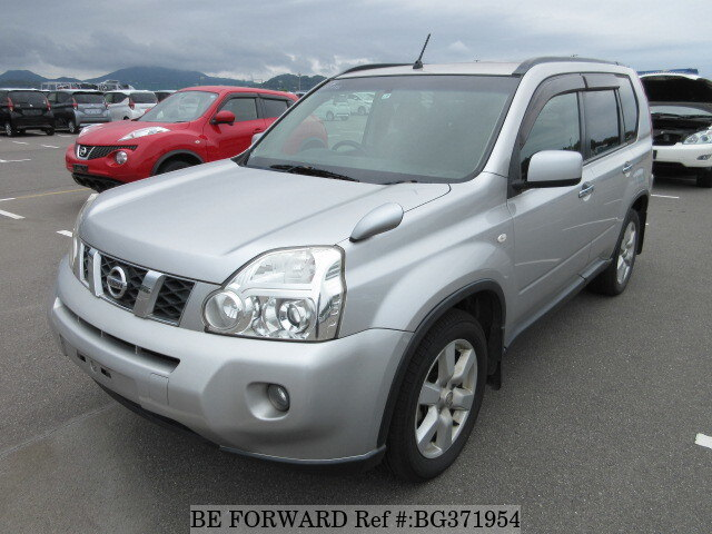Used 2009 NISSAN X-TRAIL BG371954 for Sale