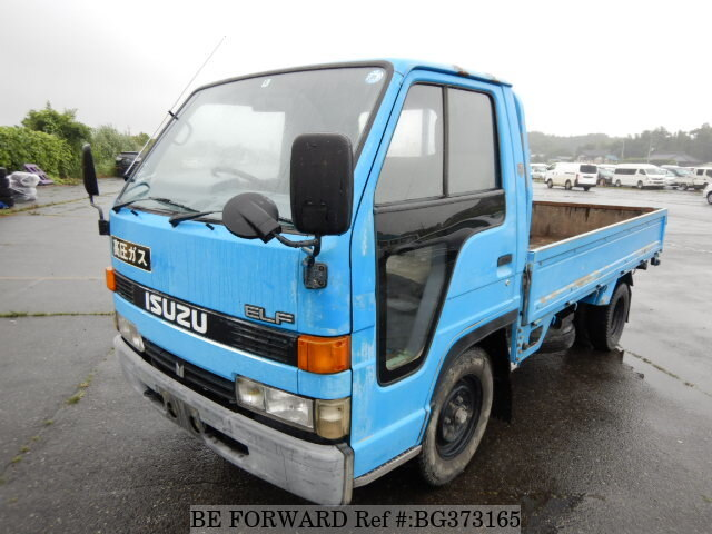 Used 1991 ISUZU ELF TRUCK BG373165 for Sale