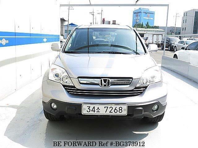 Used 2007 Honda Cr V For Sale Bg373912 Be Forward