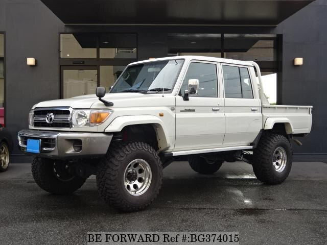 Toyota Land Cruiser 70 >> 2015 Toyota Land Cruiser