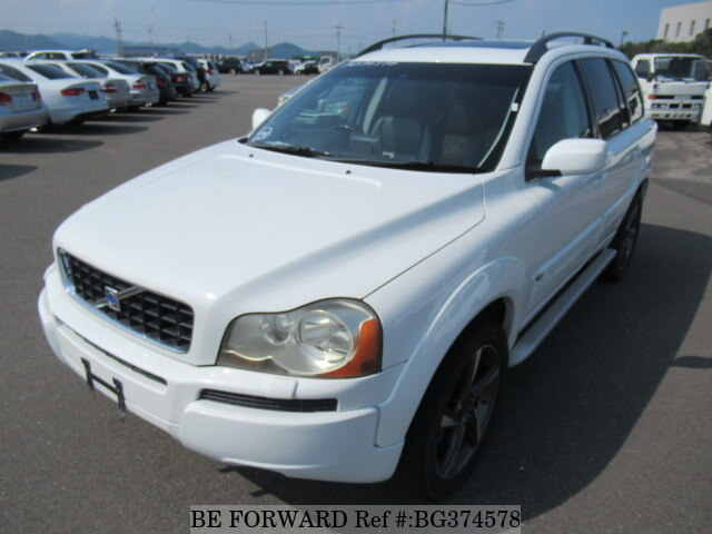 Used 2003 Volvo Xc90 T 6 La Cb6294aw For Sale Bg374578 Be