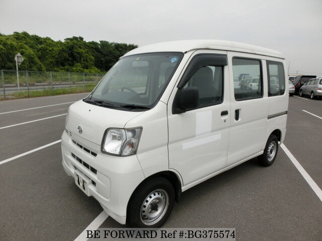 Used 2013 DAIHATSU HIJET CARGO BG375574 for Sale