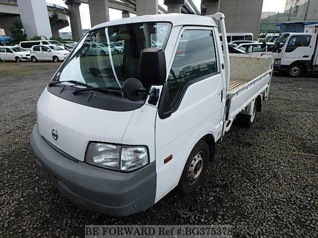 Used 2009 NISSAN VANETTE TRUCK BG375378 for Sale