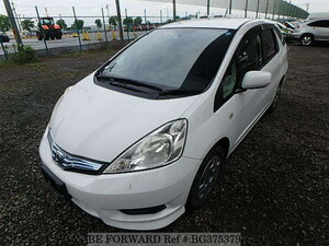 Used 2012 HONDA FIT SHUTTLE HYBRID BG375379 for Sale