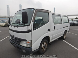 Used 2006 HINO DUTRO BG375487 for Sale