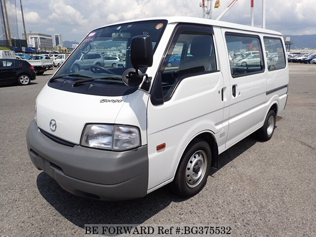 Used 2015 MAZDA BONGO VAN DX/ABF-SKP2V for Sale BG375532 - BE FORWARD