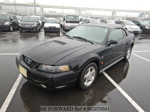 Used 2002 FORD MUSTANG BG375501 for Sale
