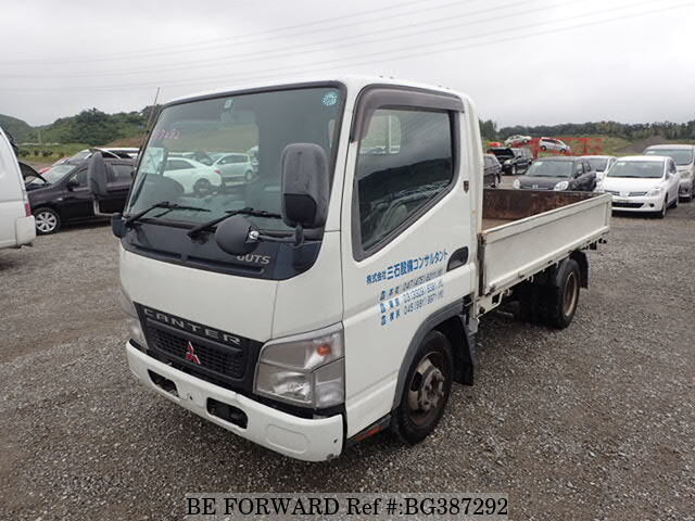 Used 2006 MITSUBISHI CANTER GUTS BG387292 for Sale