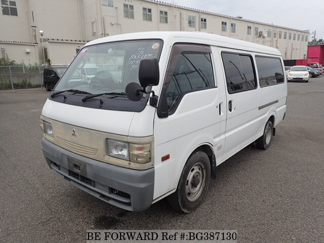 Used 2007 MITSUBISHI DELICA CARGO BG387130 for Sale
