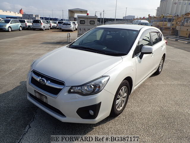 Used 2014 SUBARU IMPREZA SPORTS BG387177 for Sale