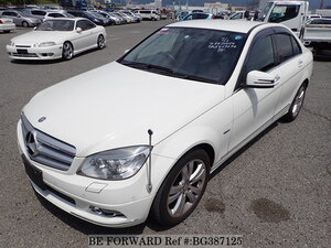 Used 2010 MERCEDES-BENZ C-CLASS BG387125 for Sale