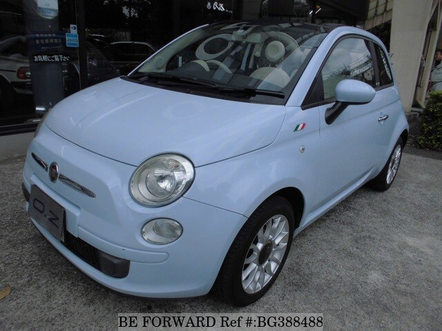 Verrassend Used 2011 FIAT 500 500C VINTAGE/ABA-31212 for Sale BG388488 - BE UG-65