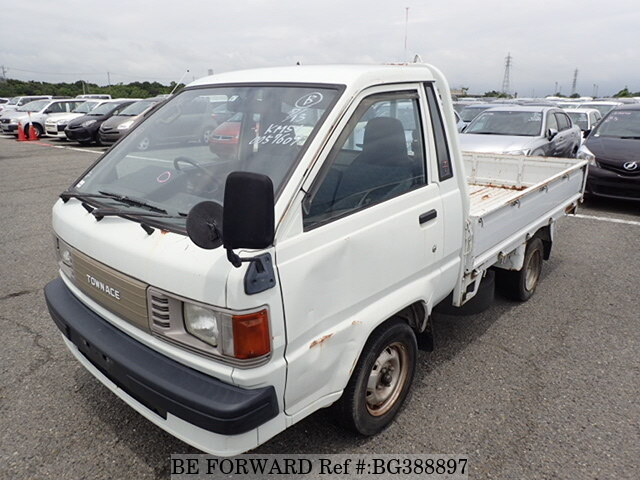 Used 1995 TOYOTA TOWNACE TRUCK BG388897 for Sale
