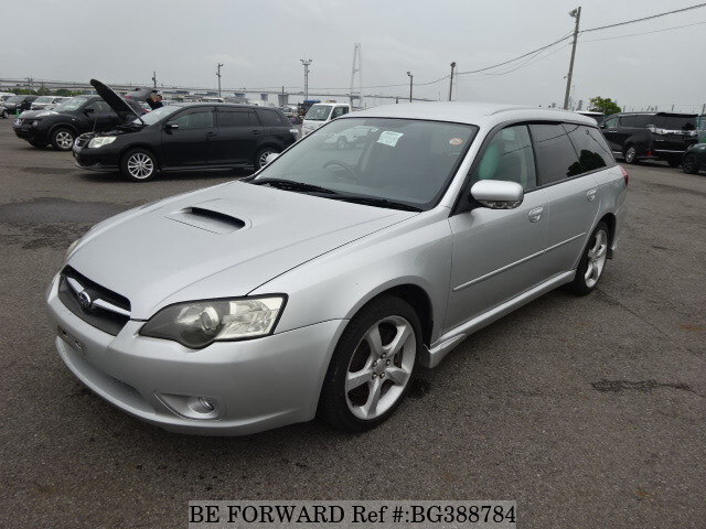 Used 2006 SUBARU LEGACY TOURING WAGON BG388784 for Sale