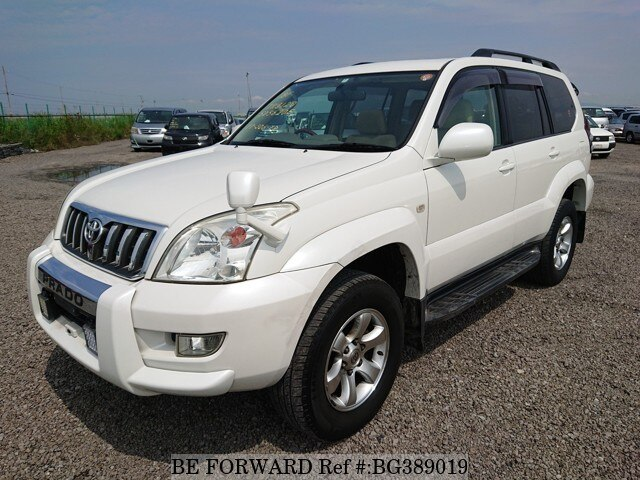 Used 2006 TOYOTA LAND CRUISER PRADO BG389019 for Sale