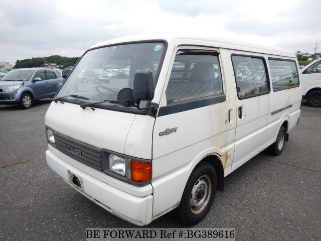 Used 1996 MAZDA BONGO BRAWNY VAN/Z-SREAV for Sale BG389616 ...
