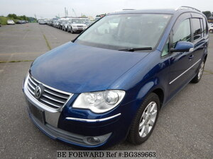 Used 2009 VOLKSWAGEN GOLF TOURAN BG389663 for Sale