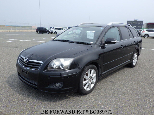 Used 2006 TMUK AVENSIS WAGON BG389772 for Sale
