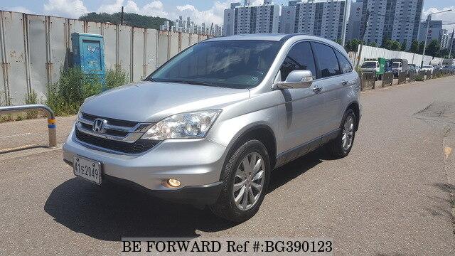 Used 2010 Honda Cr V For Sale Bg390123 Be Forward