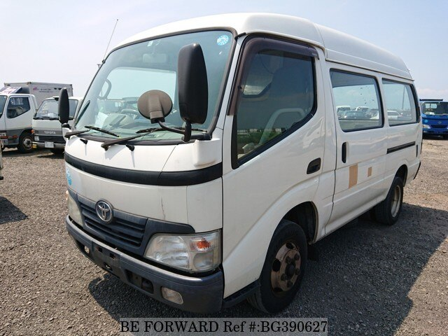 Used 2006 TOYOTA TOYOACE ROUTE VAN BG390627 for Sale