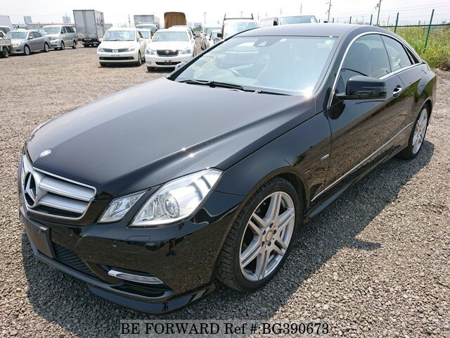 Used 2012 MERCEDES-BENZ E-CLASS BG390673 for Sale
