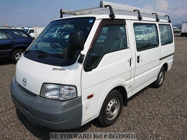 Used 2010 MAZDA BONGO VAN DX/ABF-SKP2V for Sale BG390610 - BE FORWARD