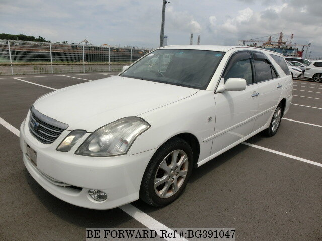 Used 2007 TOYOTA MARK II BLIT BG391047 for Sale