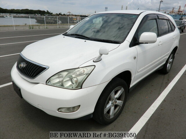 Used 2004 TOYOTA HARRIER BG391050 for Sale