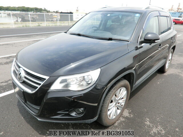 Used 2010 VOLKSWAGEN TIGUAN BG391053 for Sale