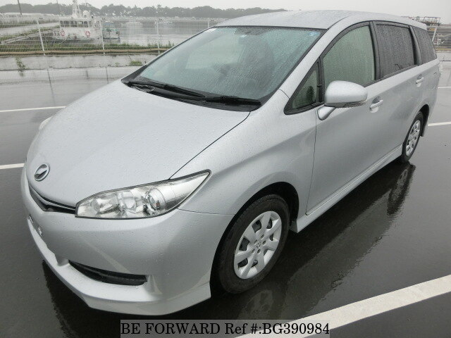 Used 2014 TOYOTA WISH BG390984 for Sale