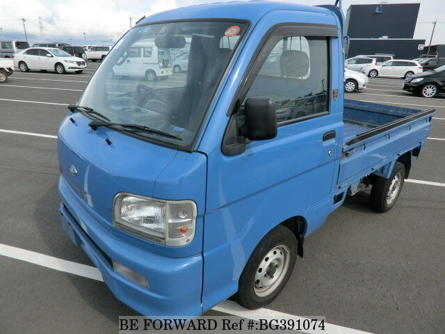Used 2003 DAIHATSU HIJET TRUCK BG391074 for Sale