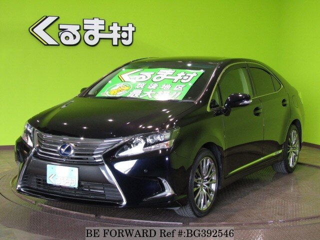Used 2014 LEXUS HS BG392546 for Sale