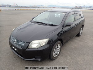 Used 2006 TOYOTA COROLLA FIELDER BG394082 for Sale