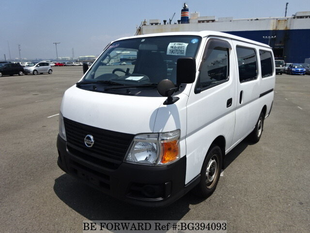 Used 2007 NISSAN CARAVAN VAN BG394093 for Sale