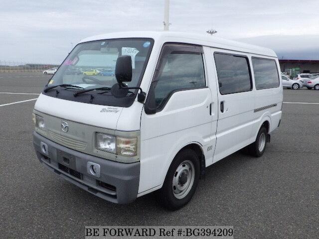 Used 2003 MAZDA BONGO BRAWNY VAN/KG-SK54V for Sale ...